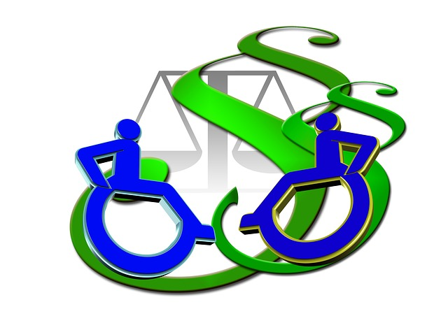 Right Clause Disability Barrier Wheelchair